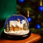 Christmas Snow Shaker