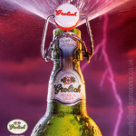 Grolsch Bottle Spray
