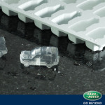 Land Rover Discovery Ice Cubes