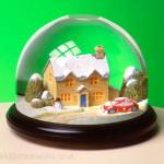 Sunny Snow Shaker - Alliance & Leicester