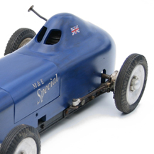 Vintage Model Tether Car - Restored