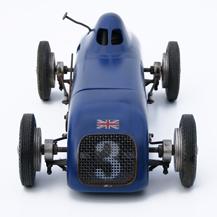 Vintage Model Tether Car